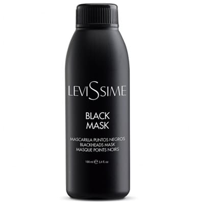 Levissime Черная пленочная маска Black Mask 100ml