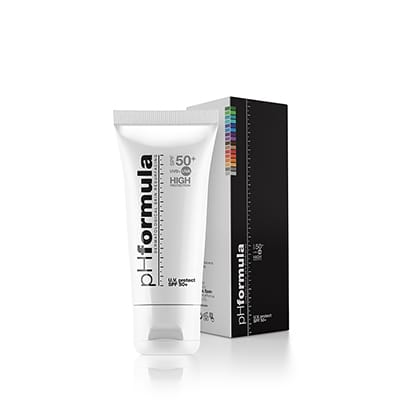 pHformula UV protect spf50 50ml